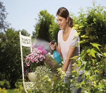 Bình tưới cây 1 lít gardena 00805-20 - Nhập khẩu CH Séc