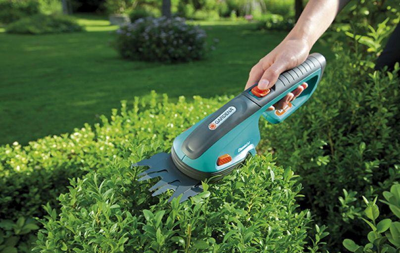 Máy cắt cỏ nào cho khu vườn của bạn ?